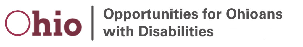ohio opportunities for ohioans with disabilities logo